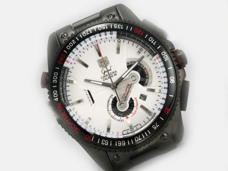 Introduction to the Special Edition of Replica TAG Heuer Carrera NISMO Calibre 16 Day-Date